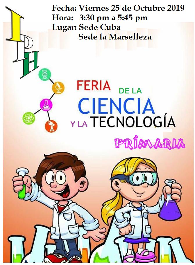 Feria de la Ciencia y la Tecnología